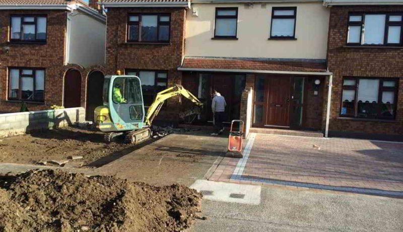 Driveway Extensions Dublin