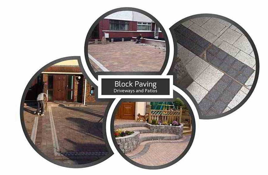 Block Paving Dublin