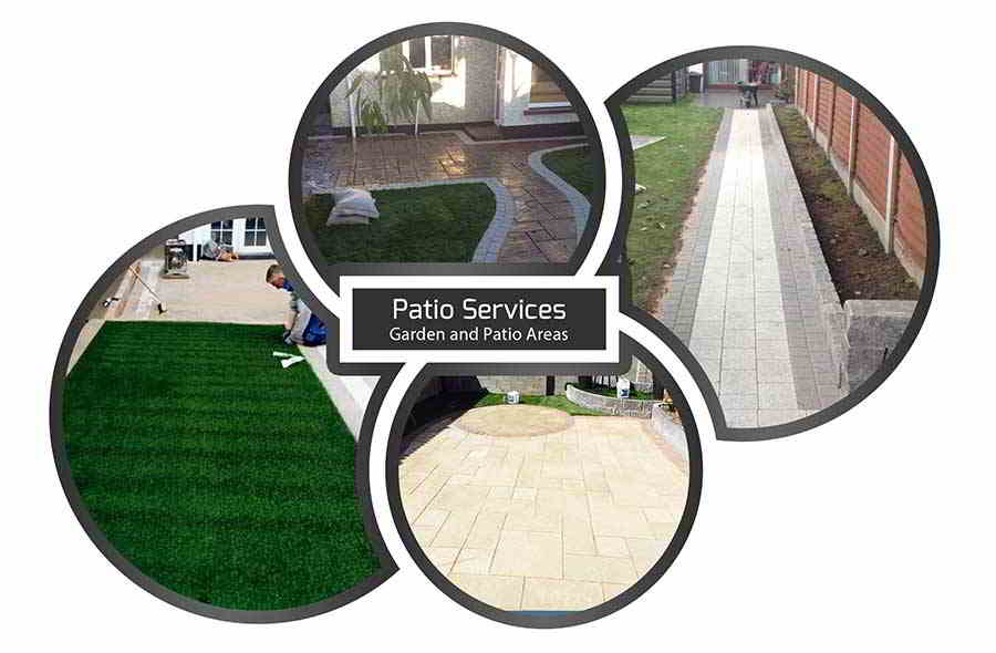 Patio Contractors for Dublin