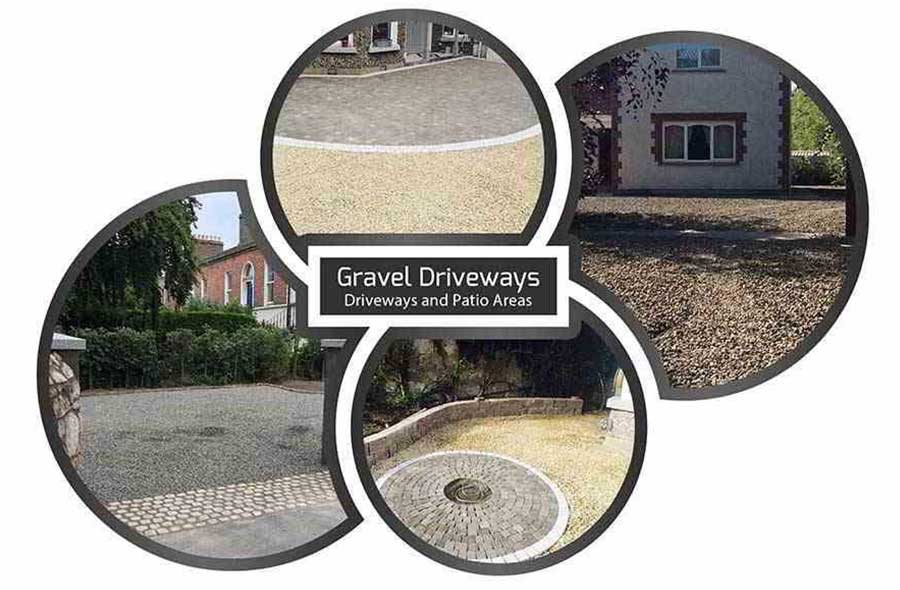 Gravel Driveways Dublin