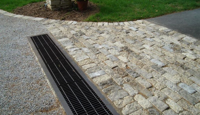 Driveway Drainage in Dublin